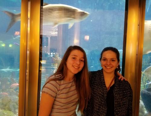 Hannah-Lisa Shedd Aquarium